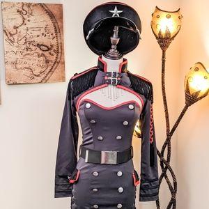 4 Pc Set | General Punishment Costume | XS/S